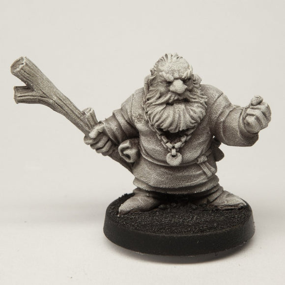 Male Dwarf Wizard