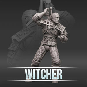 Witcher - Geralt of Rivia