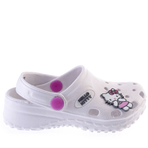 HELLO KITTY Leicar Clog 22-34 / HK462320