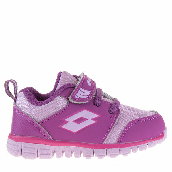 LOTTO SPACERUN VI INF SL Bebe Αθλητικό 21-26 / LT6760