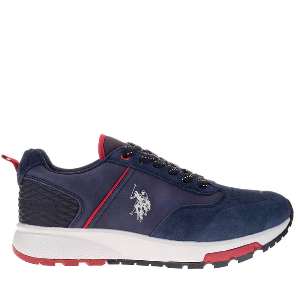 US POLO HECK SUEDE Sneaker 40-45 / US4120W9SY1