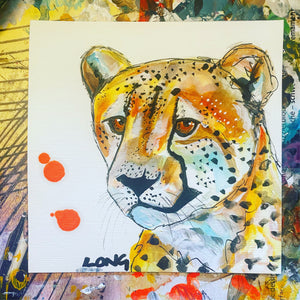 CHEETAH 2 AFFORDABLE ART