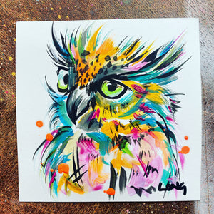 OWL 3 AFFORDABLE ART