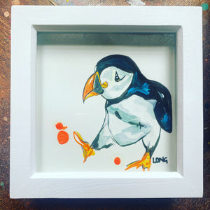 PUFFIN 3 AFFORDABLE ART
