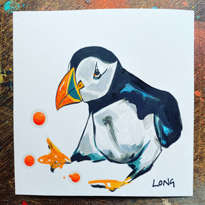 PUFFIN 6 AFFORDABLE ART