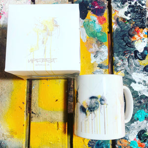 LIMITED EDITION HAND SIGNED DYING OUT MUGS