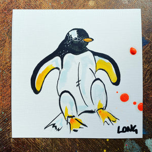 PENGUIN 4 AFFORDABLE ART