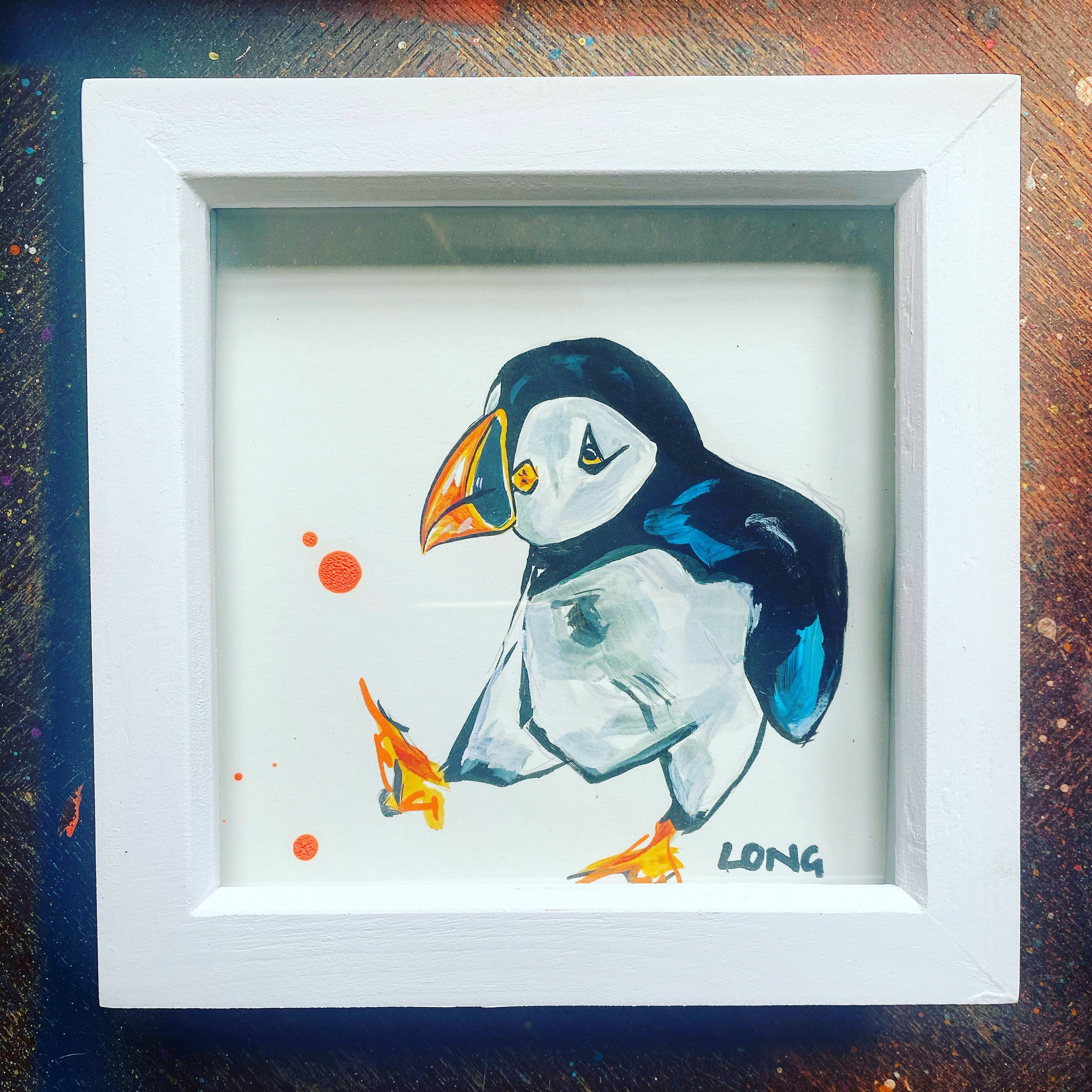 PUFFIN 1 AFFORDABLE ART