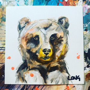 GRIZZLY 2 AFFORDABLE ART