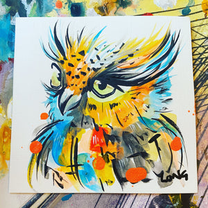 OWL 6 AFFORDABLE ART