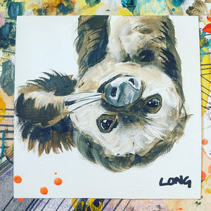 SLOTH AFFORDABLE ART
