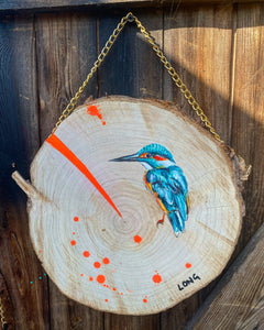 KINGFISHER #3 WOODSLICE