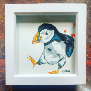 PUFFIN 4 AFFORDABLE ART