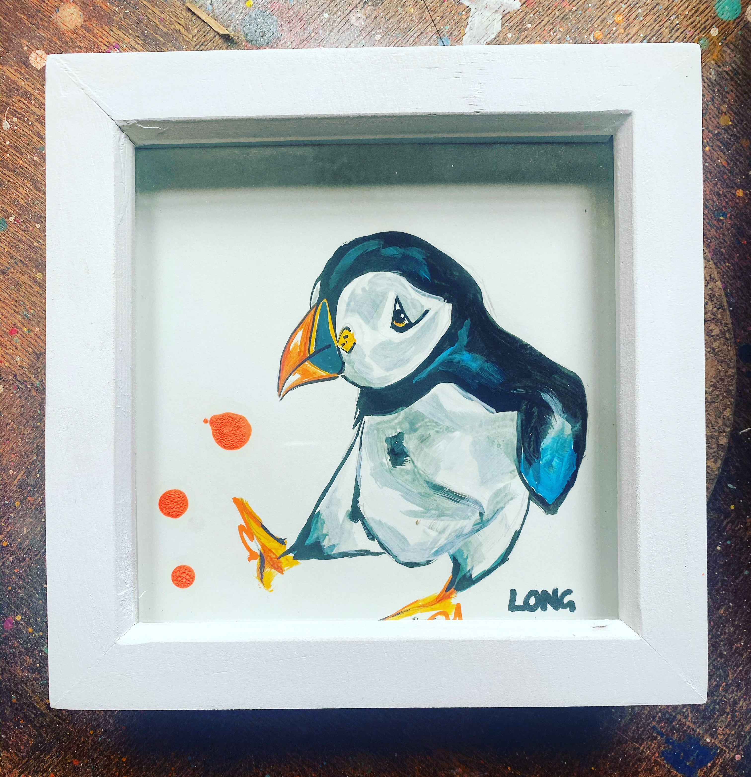 PUFFIN 2 AFFORDABLE ART