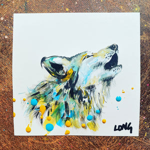 WOLF AFFORDABLE ART