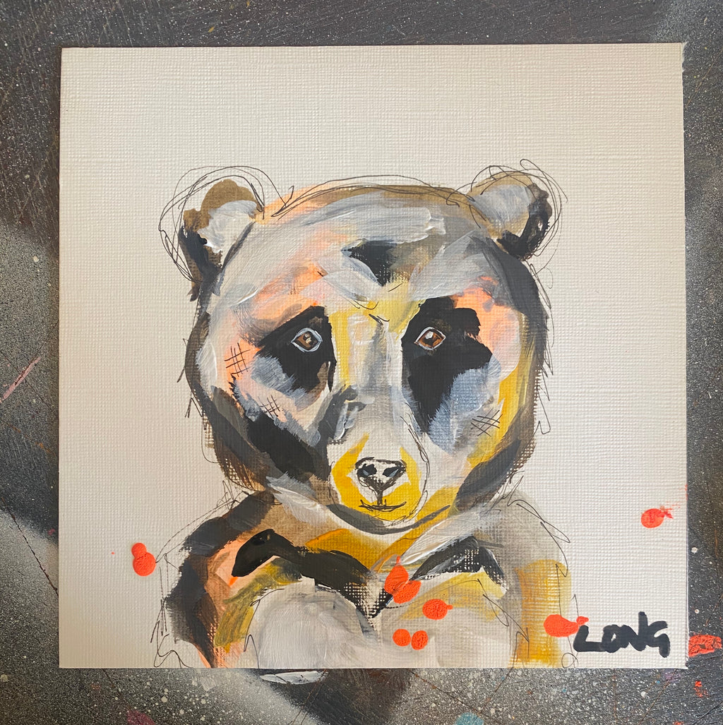 GRIZZLY 4 AFFORDABLE ART