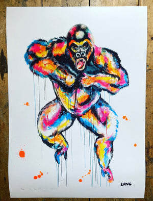 Limited Edition DO YOU EVEN LIFT BRO? Giclée Print
