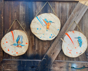 KINGFISHER #1 WOODSLICE