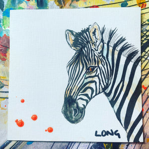 ZEBRA AFFORDABLE ART