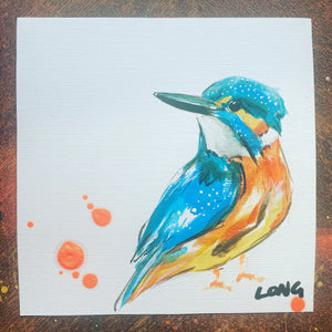 KINGFISHER 2 AFFORDABLE ART