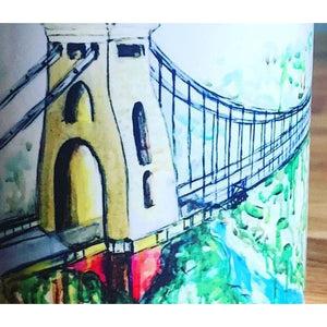 clifton suspension bridge sophie long