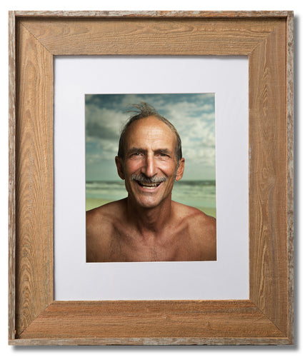 Framed 11 x 14 Salty Dog Portrait