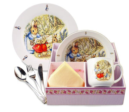 China & Porcelain Gift Sets Christening and New Baby