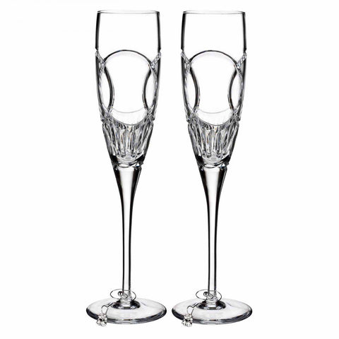 Crystal and Glass Wedding Gifts