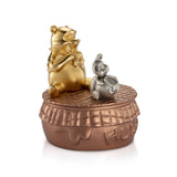 Royal Selangor Limited Edition Gilt Winnie the Pooh Music Carousel