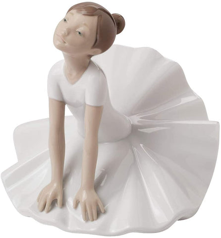 NAO Thinking Pose. Porcelain Figure