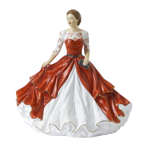 Royal Doulton Lady Figure Freya Annual Figure of Year 2021