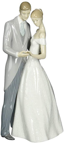 Lladro Together Forever Porcelain Figurine