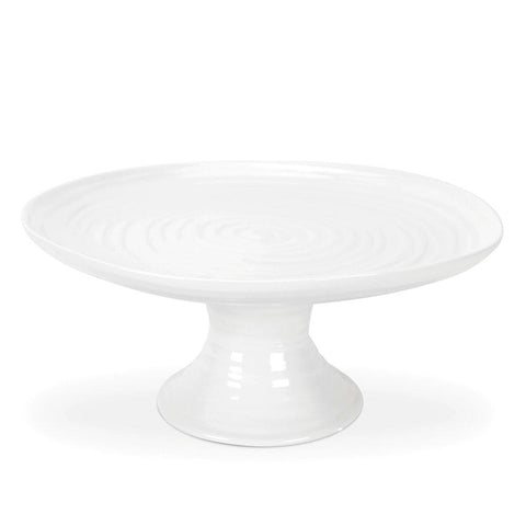 Sophie Conran White Small Footed Cake Plate