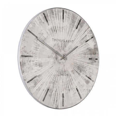 "Thomas Kent 20"" Starburst Wall Clock"