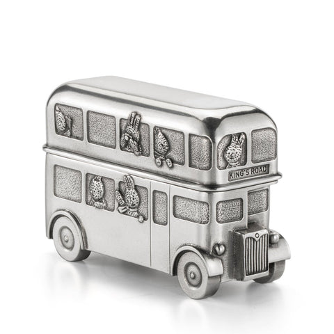 Royal Selangor Pewter London Bus - Routemaster - Trinket Box