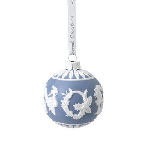 Wedgwood Christmas 2020 Noel Bauble Ornament
