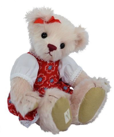 Abigail Teddy by Deans Teddy Bears Ltd Ed 299