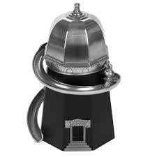 Royal Selangor Pewter Helter Skelter Music Box - Bunnies Day Out Collection