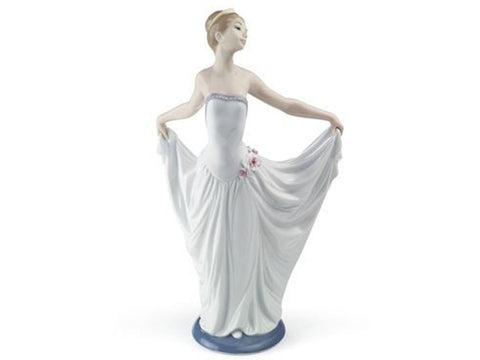 Lladro Porcelain Figure - Dancer (Special Edition)