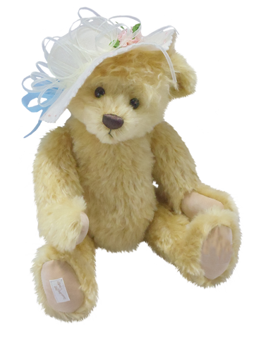 Marie Teddy by Deans Teddy Bears Uk Ltd Ed 299
