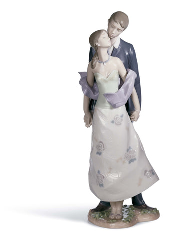 Lladró Perfect Match Porcelain Figure