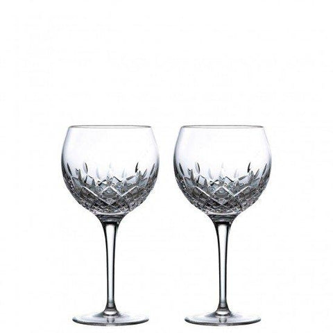 Royal Doulton Pair Gin Glasses Highclere