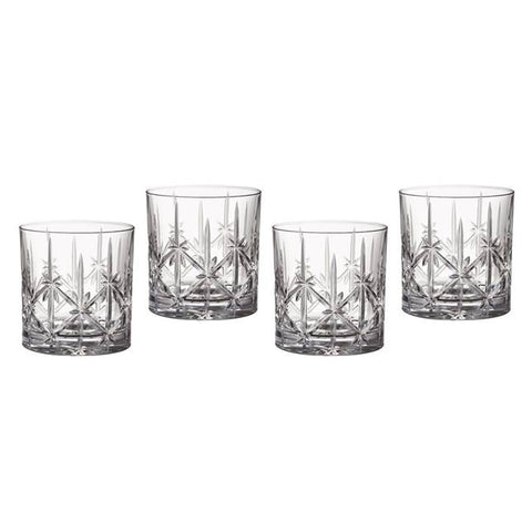 Waterford Crystal Marquis Sparkle D.O.F set of 4 Tumblers