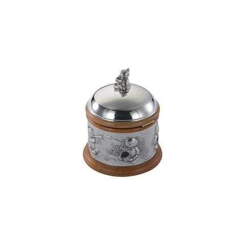 Royal Selangor Pewter Teddy Bears Picnic Music Box