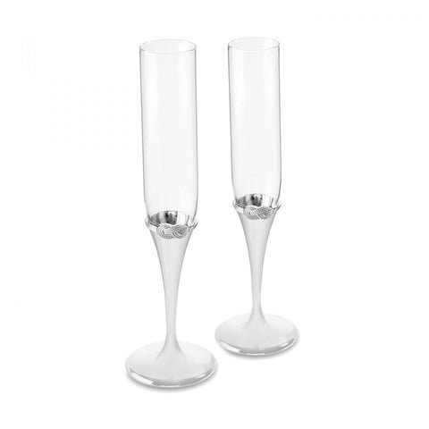 Vera Wang Infinity Toasting Flute (Set of 2)