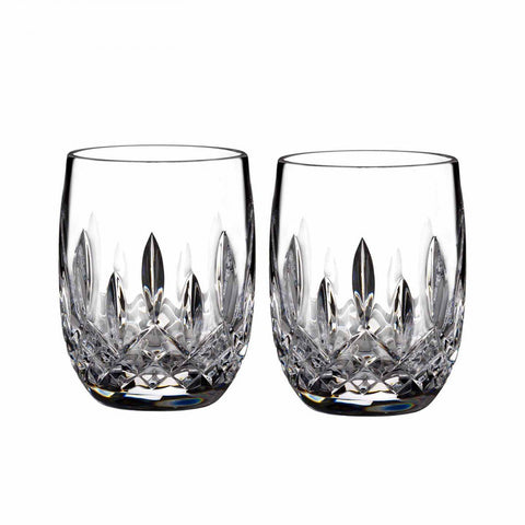 Waterford Lismore Connoisseur Rounded Tumbler (Set of 2)