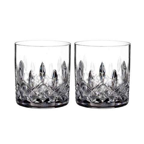 Waterford Lismore Connoisseur Staight Tumbler (Set of 2)