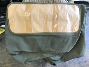 New M715 Canvas Top by Surplus City Jeep Parts
