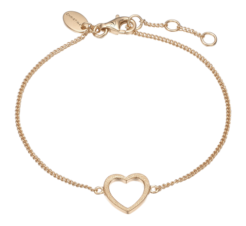 Christina Jewelry & Watches - Magic Heart, sølv - Modelnr.: 601-G17