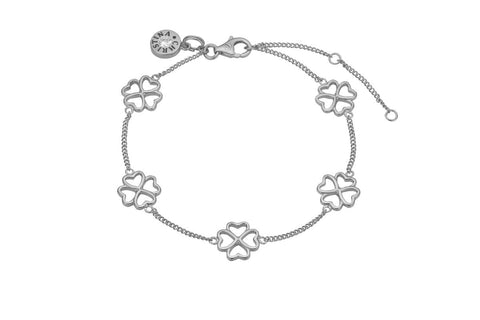 Christina Jewelry & Watches - foursome, bracelet, silver - Modelnr.: 601-S07